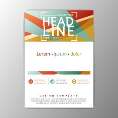 Example of how to create a flyer for your business